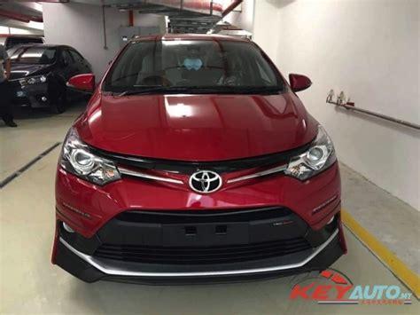 2016 Toyota Vios 1 5 G Mt Trd 2016 新款 toyota vios 大马上市 新引擎 7 速 cvt rm76 500 开卖 keyauto my