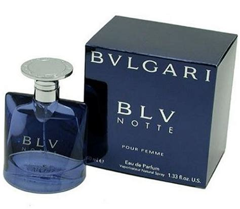 Blv 001 Top blv notte perfume for by bvlgari 2004