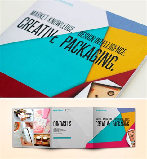 Unique Brochure Designs by 25 Inspiring Exles Of Broucher Designs Stunninghub