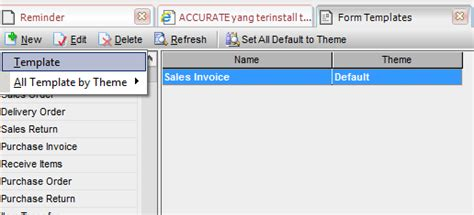 membuat skck baru 2017 membuat template baru di accurate accounting software