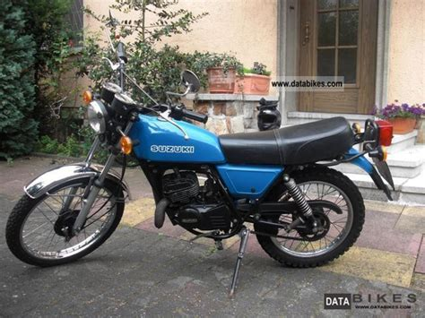 Suzuki Ts 125 1980 suzuki ts 125 er moto zombdrive