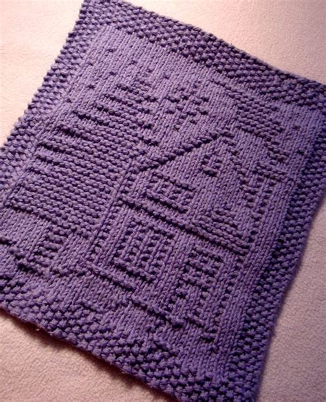 knit potholder pattern potholders free knitting and crochet patterns