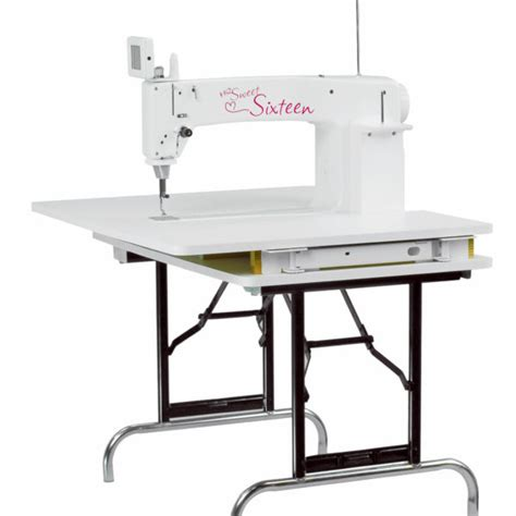 Hq Sixteen Quilting Machine by Handi Quilter Sweet Sixteen With Table Sewing Machine Co
