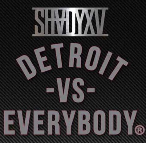 eminem when i m testo eminem detroit vs everybody testo e ufficiale