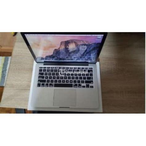 Macbook Di Infinite macbook pro layar 13 inch model 1502 bekas umur 6 bulan