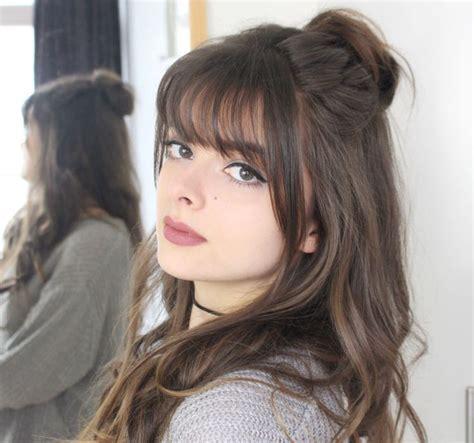 4 bangs hairstyles to bang or not to bang fashion tag blog best 25 bang haircuts ideas on pinterest bangs style