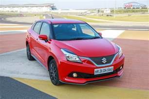 Suzuki Rs Maruti Baleno Rs Launched In India Price Specs Features