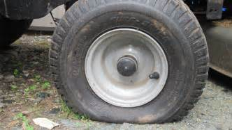 Preventing Rot On Trailer Tires How To Prevent Tire Rot On Your Mower