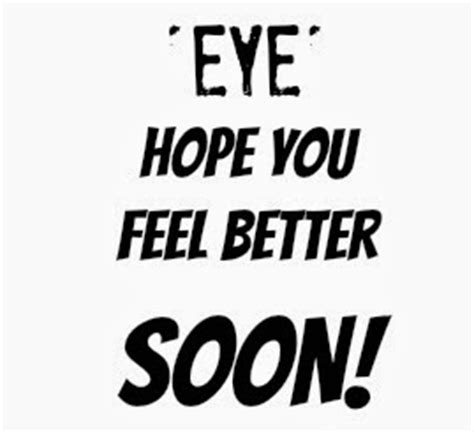 Updates The Eye Is Feeling Better But Still Looks by Blogs Get Well Soon Tissue Box Gift