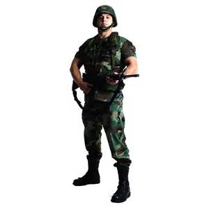 advanced graphics army soldier life size cardboard stand