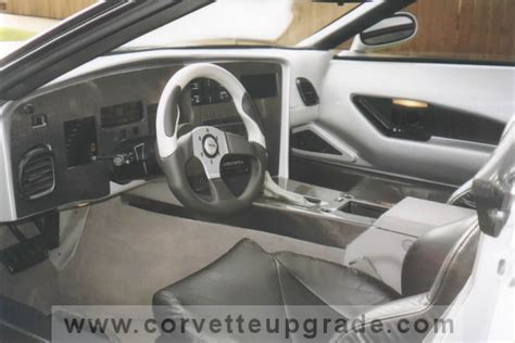 89 Corvette Interior by C4 Corvette 1984 89 Interior Upgrade Kit Corvette Upgrade