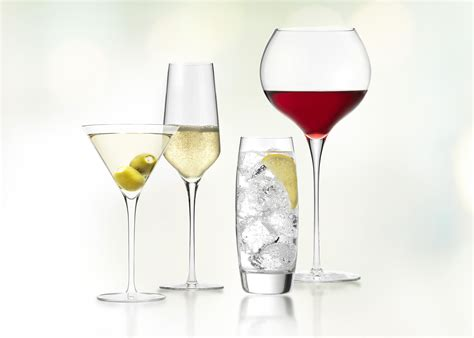 fine barware introducing master s reserve fine glassware from libbey