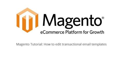 Magento How To Edit Transactional Email Templates Icreationslab Magento Transactional Email Templates