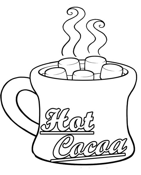 hot cocoa pictures cliparts co