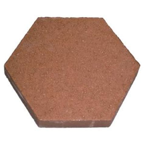 Home Depot Garden Stones by 12 In Hexagon Stepping 100003016 The Home Depot