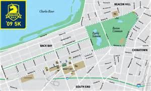 Boston Marathon Finish Line Map by Parking Your Car For Marathon Weekend Bostonzest