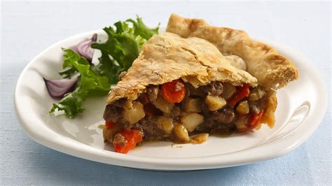 easy ground beef dinners holiday time savers recipe ground beef pot pie recipe from pillsbury