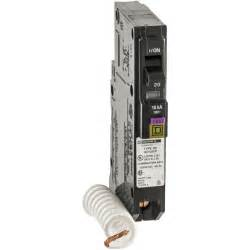 square d by schneider electric qo 20 amp single pole dual function cafci and gfci circuit