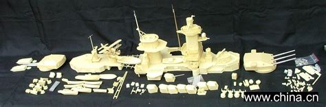 weighing boat deutsch model ship scale 1 100 assembly kit quot admiral graf spee