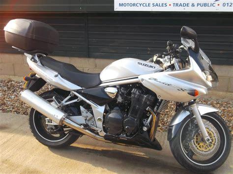 Suzuki Silver 2003 Suzuki Gsf1200 1200cc Sport Tourer Silver