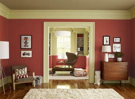 Wohnzimmer Ideen Grün 3423 by Wohnzimmer W 228 Nde Farblich Gestalten