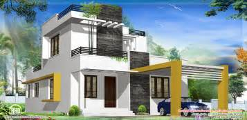 Contemporary House Plan by 1500 Sq Feet Beautiful Modern Contemporary House Kerala