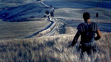 Gladiator Film Locations Italy | scena del film quot il gladiatore quot nei pressi di san quirico d