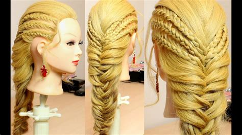 25 best ideas about inside out french braid on pinterest inside out french fishtail braid tutorial everyday inside