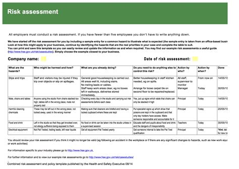 combined risk assessment pictures to pin on pinterest
