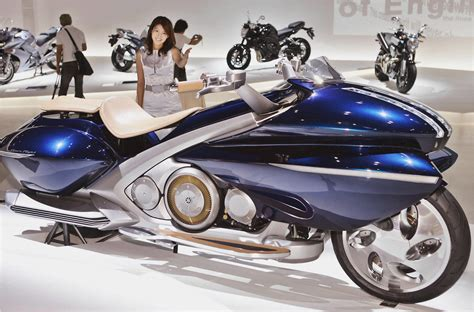 Hybrid Motorcycles A Three Pack From Ecycle Inc And Machineart Shiny Shiny by Yamaha Set To Launch Hybrid Production Motorcycle For 2010