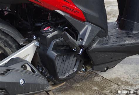 Radiator Vario Techno 125 kompresi makin tinggi mesin makin panas gimana solusi yang diberikan vario 125 tmc