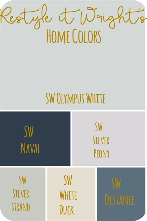 Strands Of Color best 25 sherwin williams silver strand ideas on
