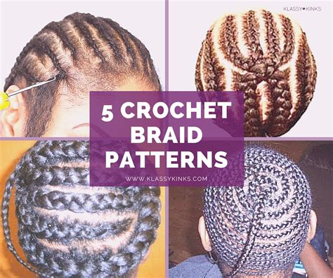 what is the best braid pattern for sew in bob 5 crochet braid patterns to help you slay your protective