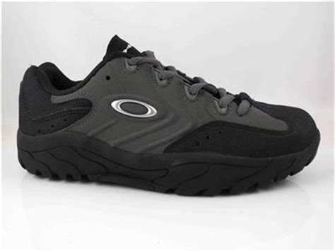 oakley mountain bike shoes oakley mens mtb shoes radar lock mountain bike black grey