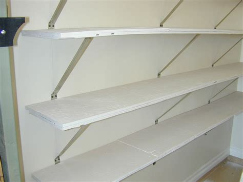 Plywood Shelf by Utility Shelves From Recycled Plywood 8