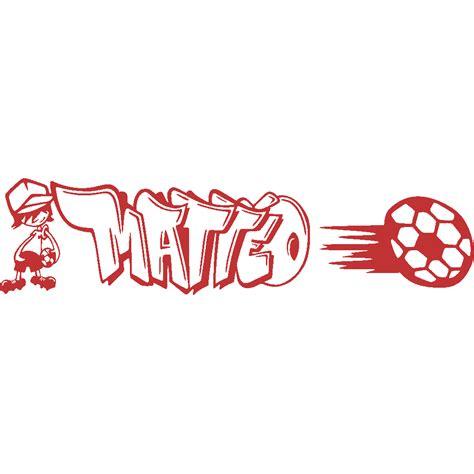 stickers news matteo graffiti football art stick