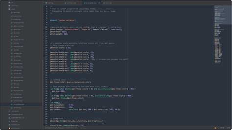 atom themes best new atom ui themes adapt to your syntax colours designer