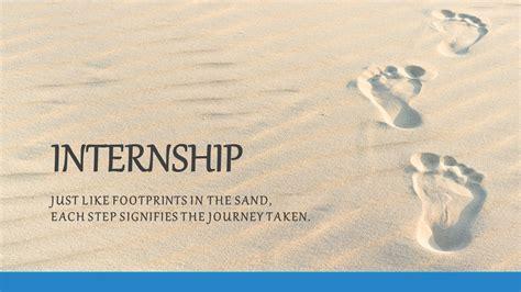 world of internship services