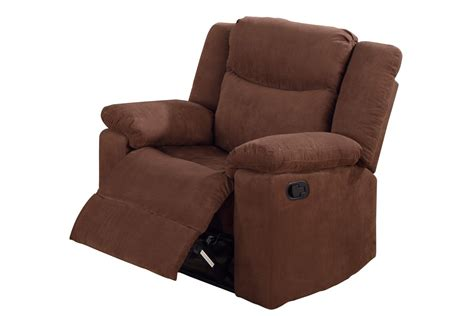double rocker recliner truffle microfiber recliner rocker lowest price sofa