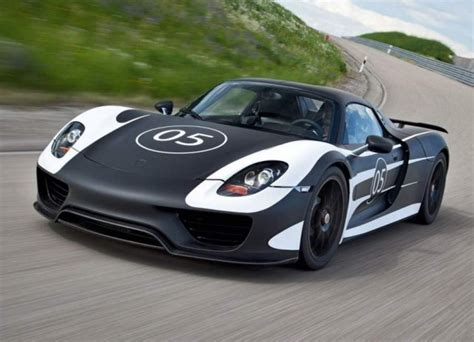 Porsche Spyder Hybrid by Wordlesstech Porsche Shows Off 918 Spyder Hybrid