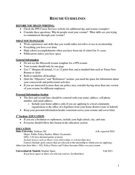 How To Name A Resume by Name Your Resume To Stand Out Exles Resume Ideas