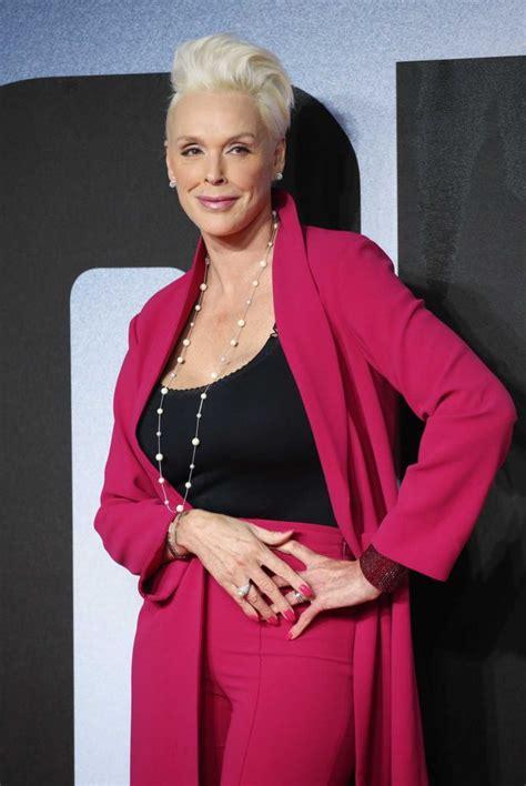 Brigitte Nielsen Attends the Creed II European Premiere in ... Actress
