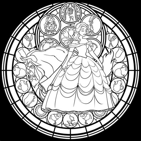 advanced coloring pages pdf advanced coloring pages stained glass window coloring