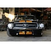 48 Chad Chambers 1967 Mustang Fastback Front  MustangForums