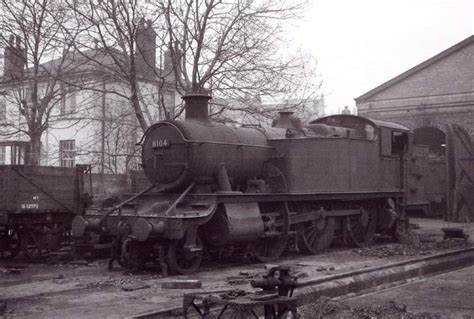 Worcester Sheds by Railways In Worcestershire