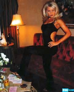 gretchen rossi shares vintage photos from her childhood