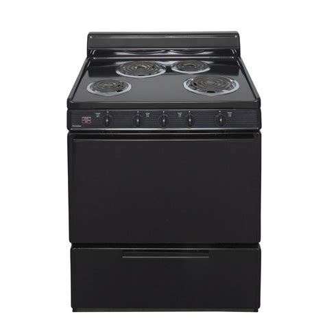 premier 24 in 2 97 cu ft freestanding smooth top