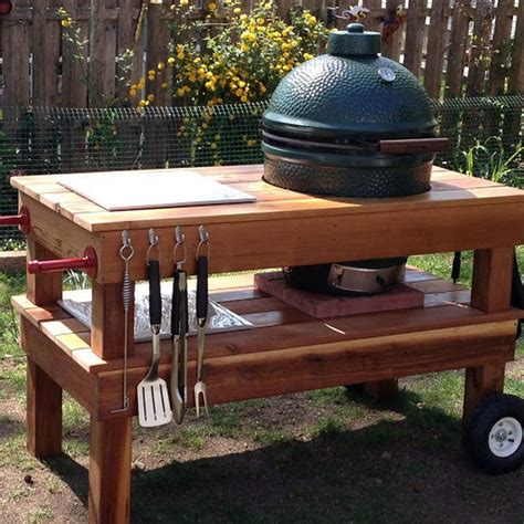 building a bbq bench build your own barbecue grill table diy barbecue grill