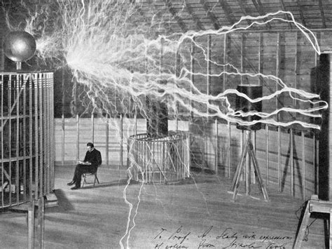 Nikola Tesla Lab Web Cartoonist Raises 1 Million For Tesla Museum Npr