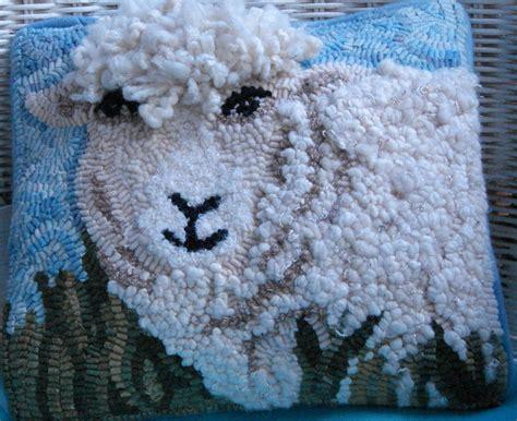 Wool For Rug Hooking by Mountain Wool Rug Hooking Kits By Beth Black